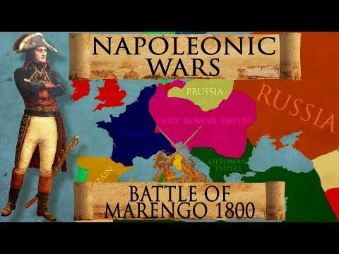 Napoleonic Wars: Battle of Marengo 1800 DOCUMENTARY