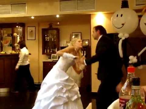 Свадебный танец 'Я давно хотел сказать...'