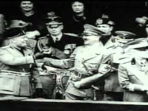 """Karl Hoeffkes - """"Mussolinis Befreiung vom Gran Sasso"""""""