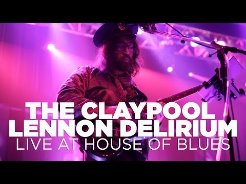 Front Row Boston | The Claypool Lennon Delirium – Live at House of Blues (Full Set)