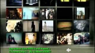 Top Videos June 2010   3 and 4 week   By Vj Moon 2008 !!