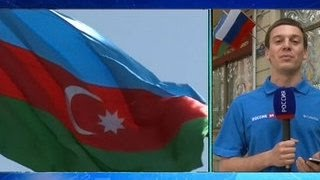 Баку встречает участников Европейских игр