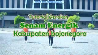 Senam energik 2020 (official video dinpora bojonegoro) #senamenergik2020 #dinporabojonegoro #pinarakbojonegoro #banggabojonegoro