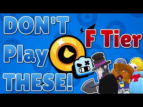 Robo Rumble Brawler Tier List! | DON'T Play THESE Brawlers! Tier List with Coach Cory
