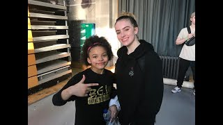 West Country Clash 2018 - Bgirl Terra vs Meg - Quarter Final Under 18's All Style Battle