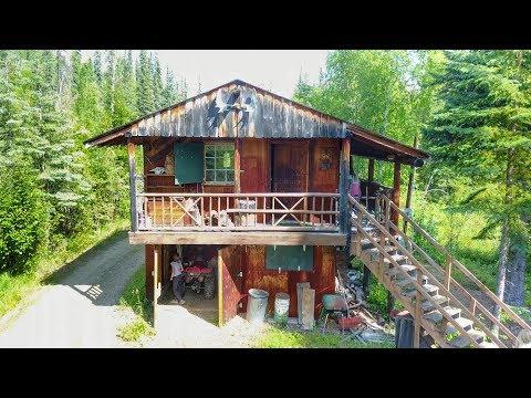 Best Remote Fishing Cabin in Alaska