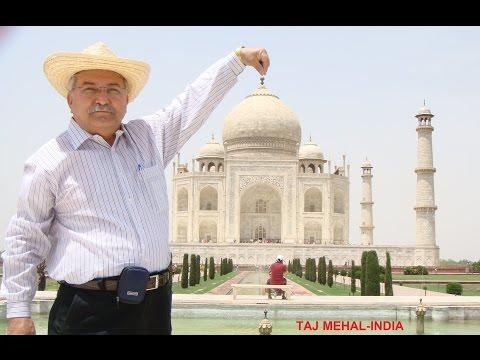 HONER NAZHAT Trip-Taj Mehal-Agra-Uttar Pradesh-India