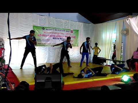 JUDO demo in jevahar balabavan THRISSUR