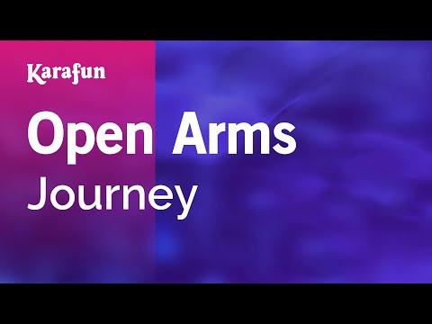 Karaoke Open Arms - Journey *