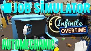 VR Job Simulator - Auto Mech Infinite Mode - My Love Martha Returns