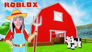 Roblox: FARMTOWN - NINAS EIGENER BAUERNHOF - How much water fits into a watering can?