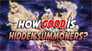 YuGiOh How Good is Hidden Summoners |Full Set Analysis|