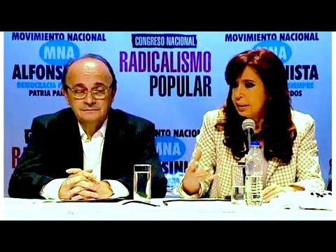 Leopoldo Moreau mete familiares en el Congreso de la Nación Argentina