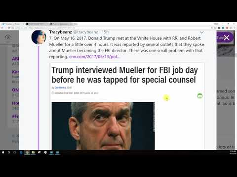 Speculating Friday: The Special Counsel