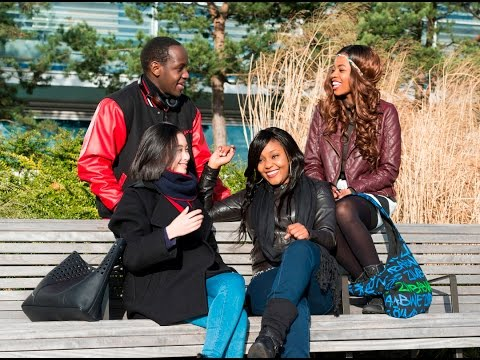 Being an international student at Birmingham City University