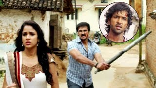 Manchu Vishnu Action Scenes | Maa Cinemalu