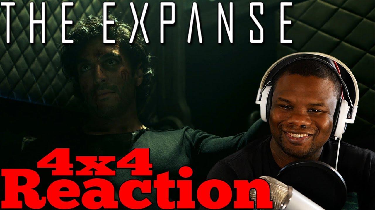 "Download The Expanse Season 4 Episode 4 ""Retrograde"" Reaction & Review"