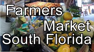 Farmers Market Yummies - South Florida