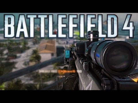 Battlefield 4 Multiplayer - 50 Cal Sniper, Attack Boats, Obliteration Mode, Z-11 Streak & More!
