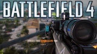 Battlefield 4 Multiplayer - 50 Cal Sniper, Attack Boats, Obliteration Mode, Z-11 Streak & More!