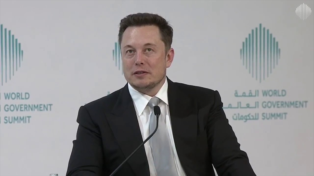 Elon Musk says Universal Basic