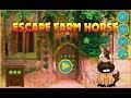 AVM Escape Farm Horse walkthrough AVMGames.