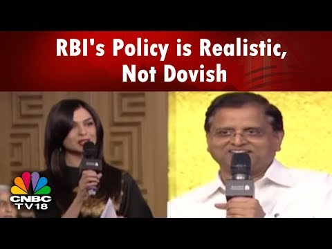 RBI's Policy is Realistic, Not Dovish: Economic Affairs Secy at #CNBCTV18IBLA | #LeadersOfChange