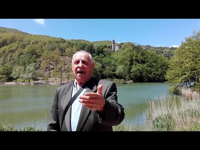Un Poeta sul Lago di Castel dell'Alpi: Terziglio Santi