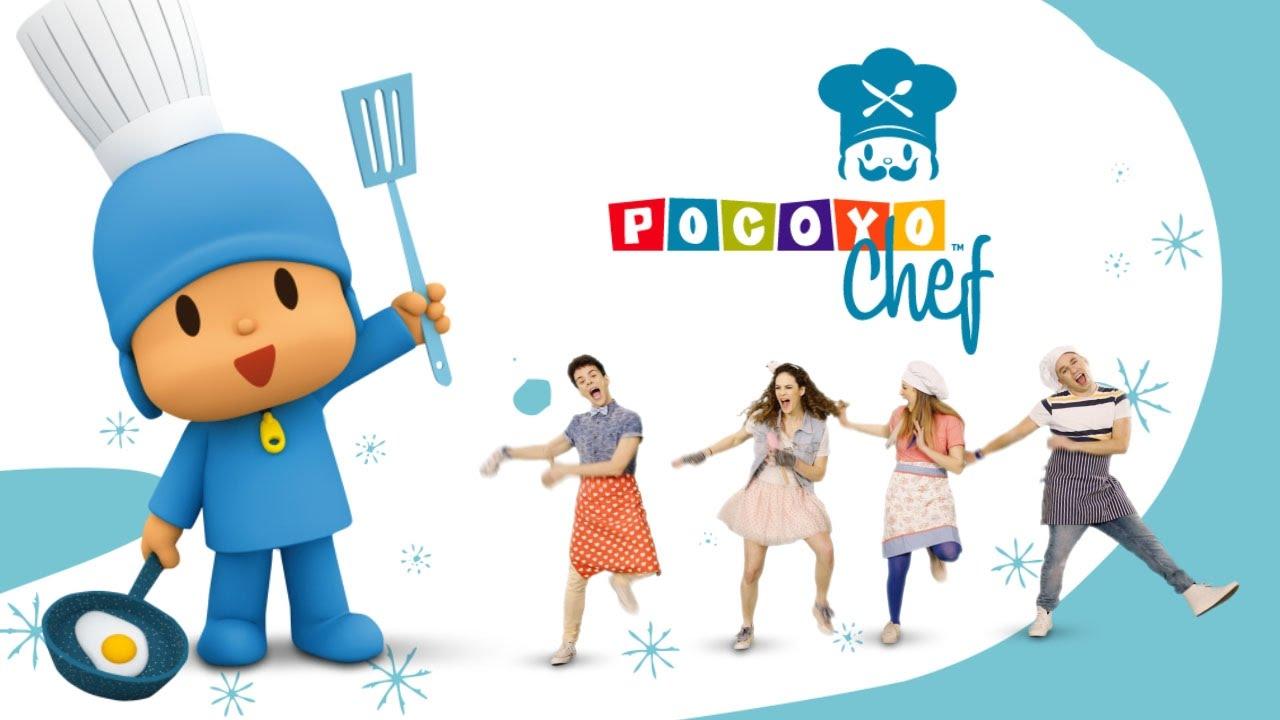 Conectakids y Pocoyo - Un chef genial | VIDEOCLIP OFICIAL