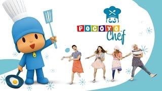 Conectakids y Pocoyo - Un chef genial | VIDEOCLIP OFICIAL thumbnail