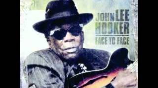 "John Lee Hooker, ""Six Page Letter"" with Dean Moore on Sax"