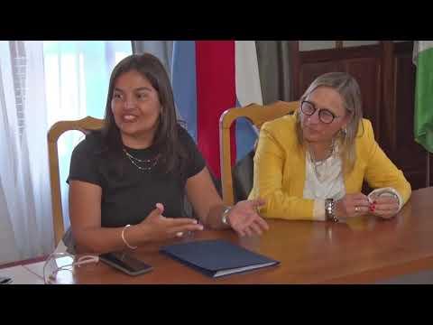 Entregaron aportes a una Escuela de Equinoterapia de Villaguay