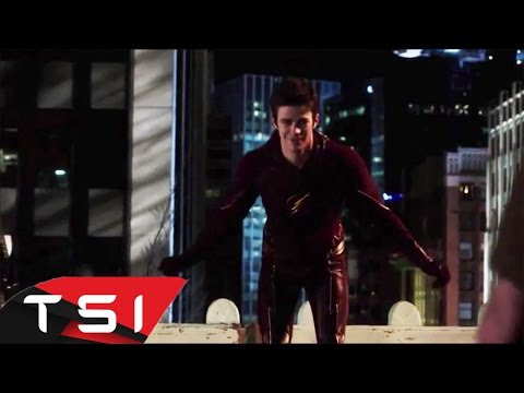 The Flash Season 1 Gag Reel - Bloopers