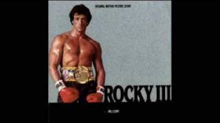 Rocky Theme. Gonna Fly Now 3. Bill Conti. 1982.
