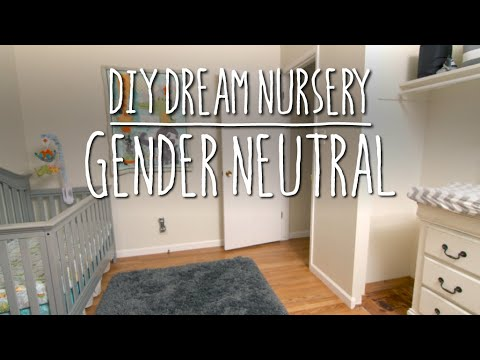 DIY Nursery: Gender Neutral
