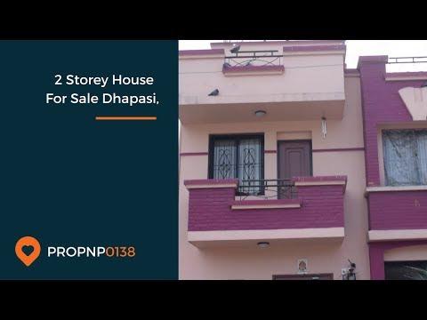 House for sale in Dhapasi, Kathmandu (Real Estate in Nepal)