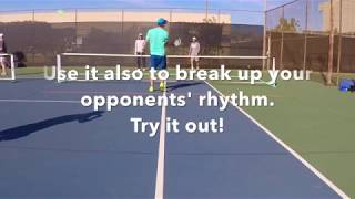 Pickleball Strategy - The i Formation - When and How to Use It