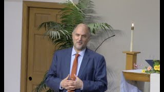 Abiding, Pruning, and Bearing Fruit - Recorded Online Sunday Worship, May 2, 2021
