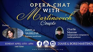 the Opera Chat with Martinovich Couple episode 4.