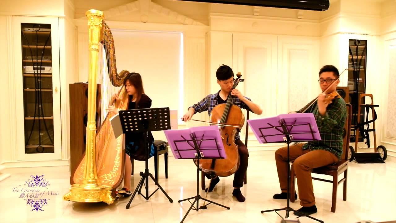 Grandeur Of Music Pachelbel