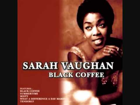 Sarah Vaughan - Black Coffee