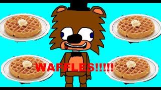 Fnaf Animation Ii Waffles