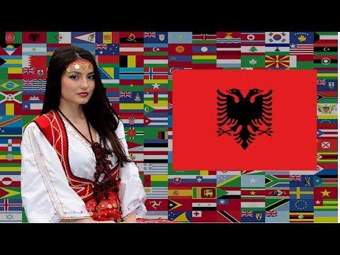 Drapeaux du monde - Episode 3 : l'Albanie