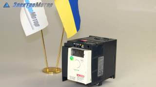 преобразователь частоты  Schneider ATV12PU22M3(преобразователь частоты Schneider обзорный ролик про модель ATV12PU22M3., 2013-01-22T09:00:50.000Z)