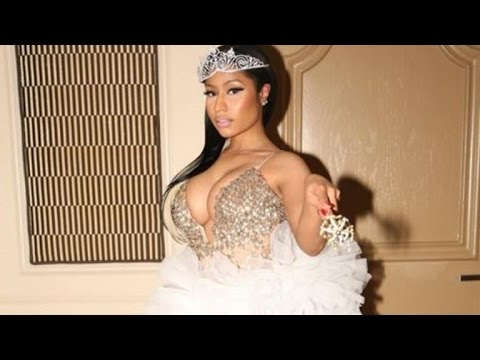 Nicki Minaj Responds To 'Disabled' Halloween Video After Backlash