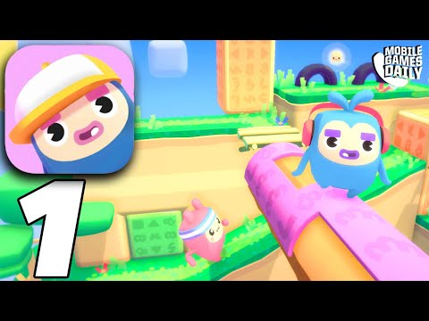 MELBITS WORLD Gameplay Walkthrough Part 1 - Hobby Island (iOS Android)