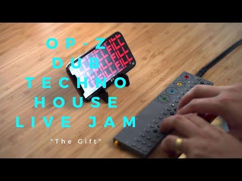 "OPZ Dub Techno House Live JAM | ""The Gift"""