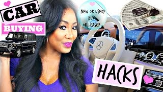 How To Buy A Car | Tips & Tricks for Negotiating & Getting the BEST Deal