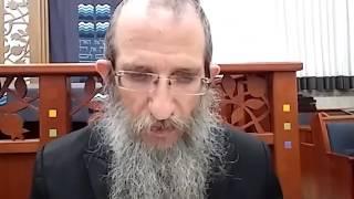 הרב ברוך וילהלם - תניא - אגרת התשובה - תחילת פרק ז