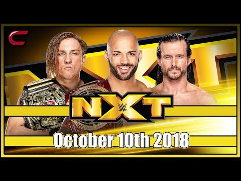 wwe-nxt-live-stream-full-show-october-10th-2018-live-reaction-conman167